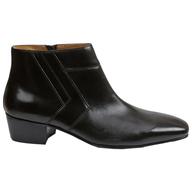 giorgio brutini black ankle boots