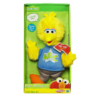 sesame street big bird talking