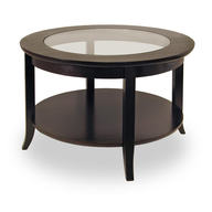 closeout transitional style coffee tables