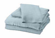 overstock baby blue sheets