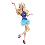 barbie fashionistas stars