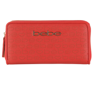 bebe red wallet pallets