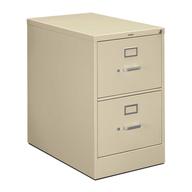 beige metal file cabinet