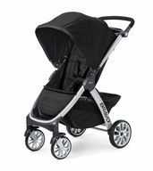 clearance black chicco baby stroller