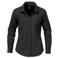 salvage black mens dress shirt
