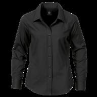 salvage black mens dress shirt