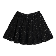 wholesale liquidation black star skirt