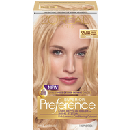 blond lorael hair dye