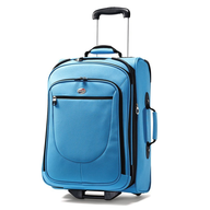 blue carry on luggage closeouts
