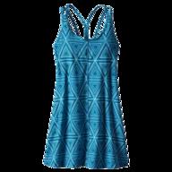 blue womens dress