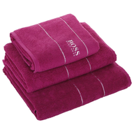 boss pink towels