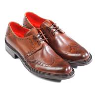 brown dressy sneakers