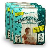 bunny hugs diapers
