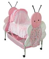 butterfly bassinet