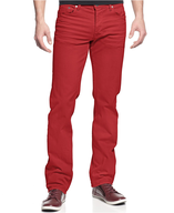 calvin klein colored denim pants