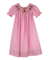 liquidation candyland pink dress