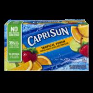 closeout caprisun juice