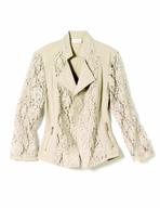 liquidation chicos beigfe jacket