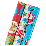 christmas gift wrapping lots