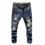 salvage class dim ripped jeans