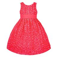 coral dress kids