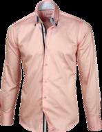 coral mens dress shirt