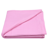 cotton velvet pink blanket