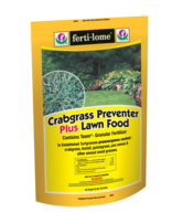 crabgrass preventer soil
