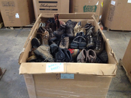 creendtial work boots closeouts