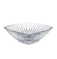 discount crystal bowl