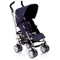 dark purple stroller