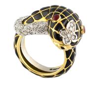 david webb snake ring