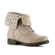 dsw beige boots pallets