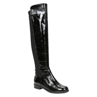 dsw black boots pallets