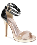 closeout evening sandal