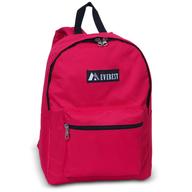 everest pink backpack