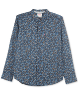 floral print mens shirt