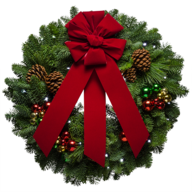 fresh forest wreath suppliers