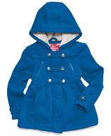 girls fleece hoodie