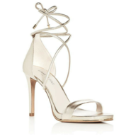 gold kenneth cole sandal heels