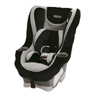 graco black car seat