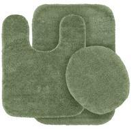 green rug set in bulk
