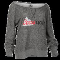 grey cools light sweater