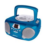 groove blue boom box