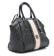 guess miss black handbag