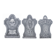 liquidation halloween tombstones