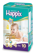 happix maxi diapers suppliers