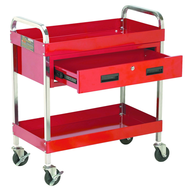 harbor freight red service cart