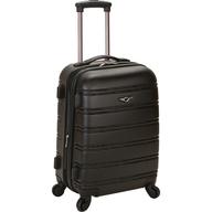 salvage hardside luggage black