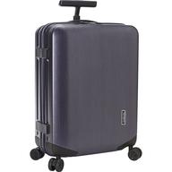hardside luggage charcoal